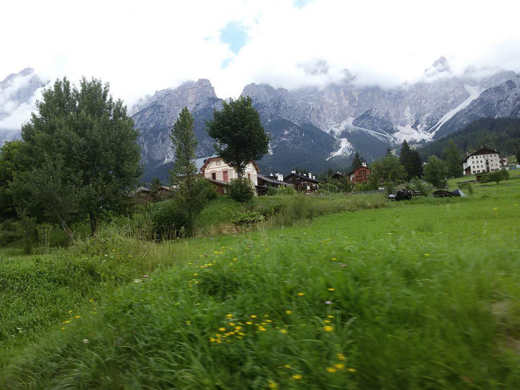 Cortina d'Ampezzo Villa 2