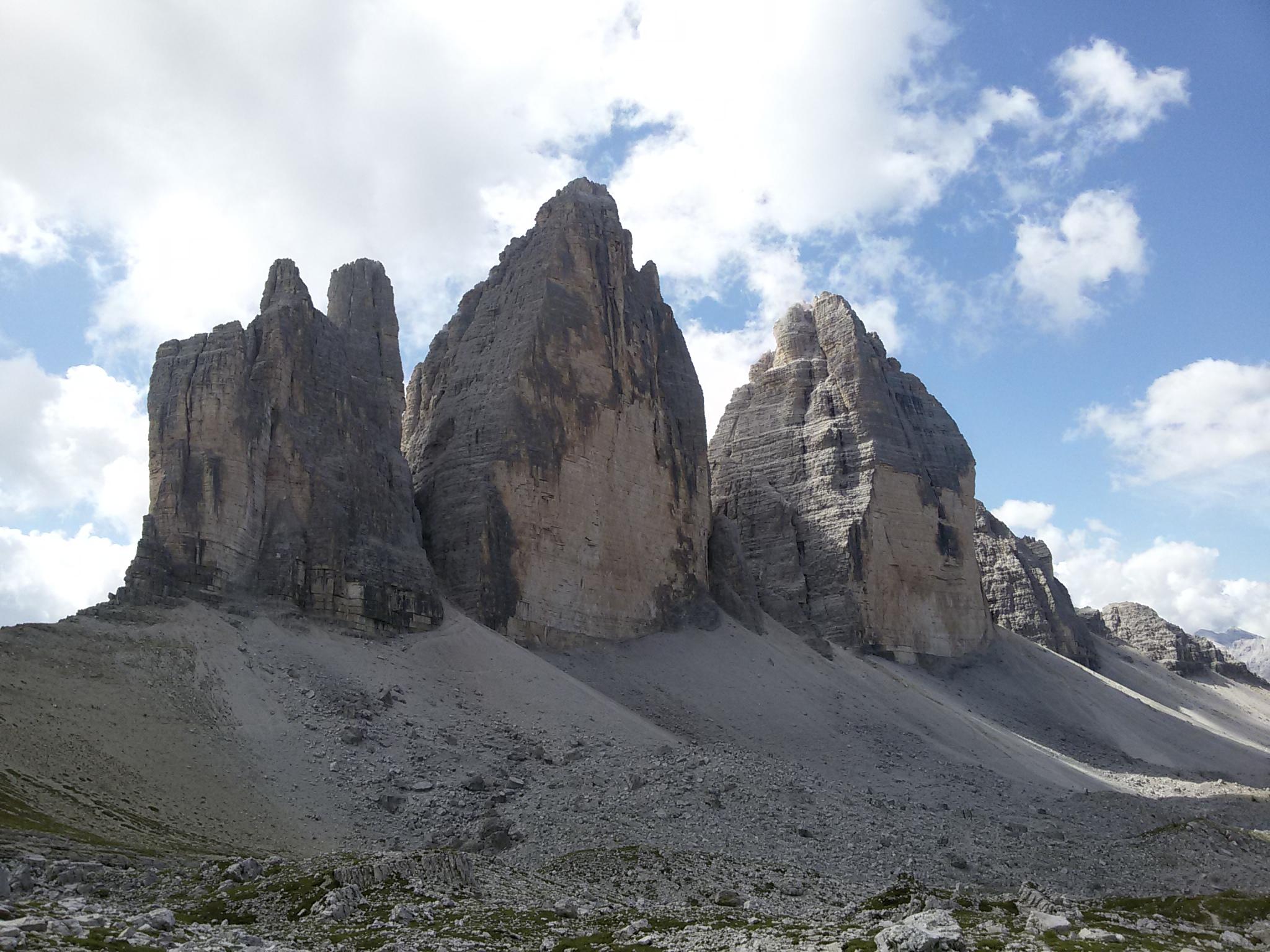 Dolomiti - Le tre cime
