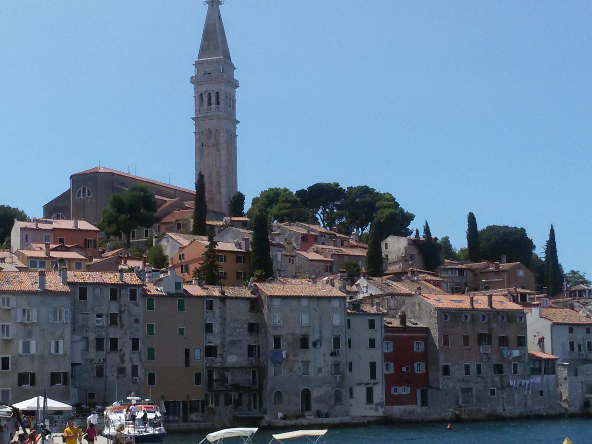 Rovigno - campanile
