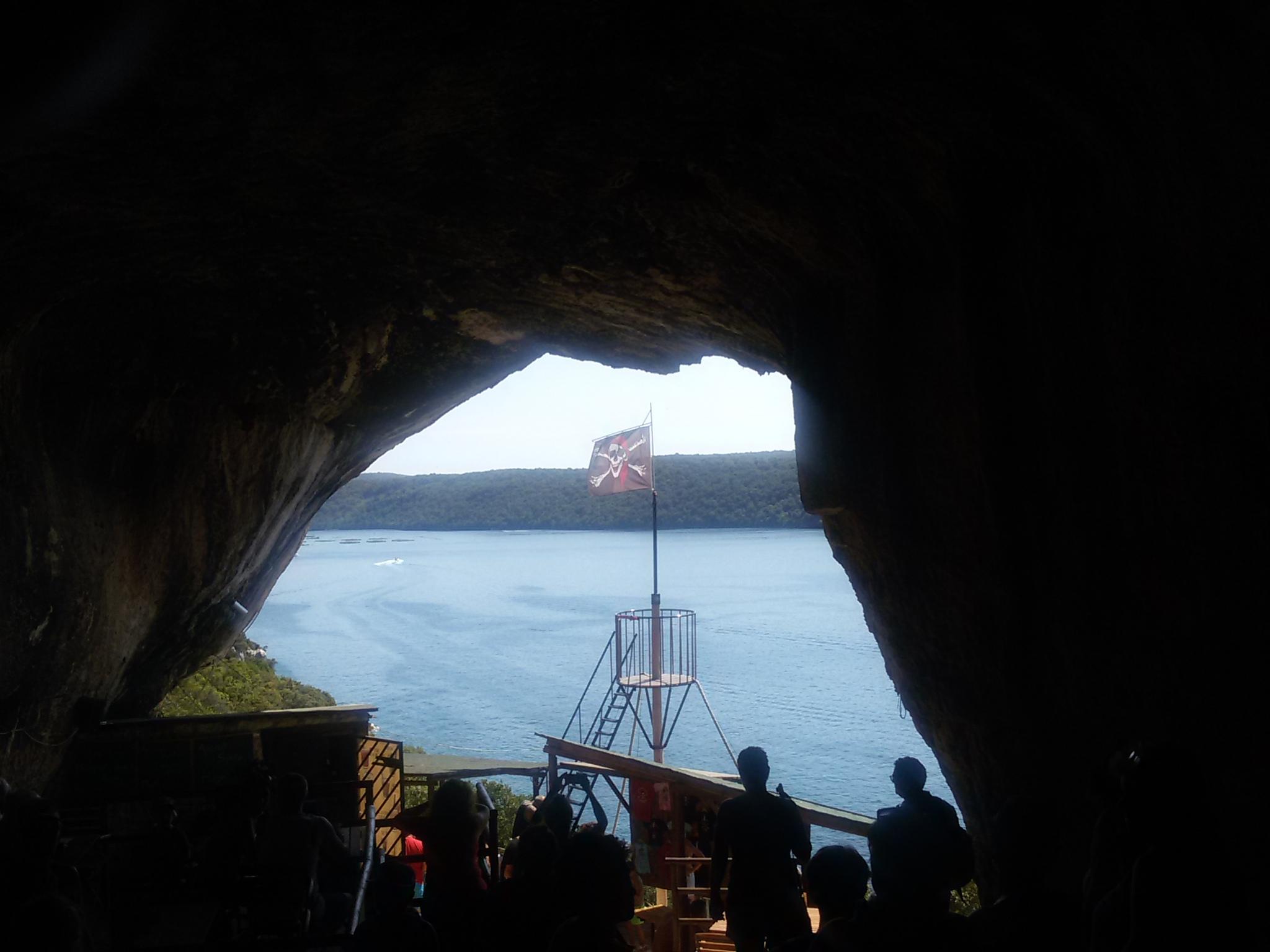 Grotta dei pirati