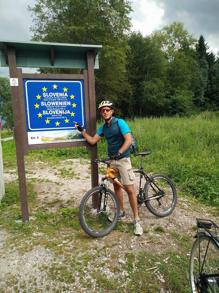 Tarvisio confine Slovenia