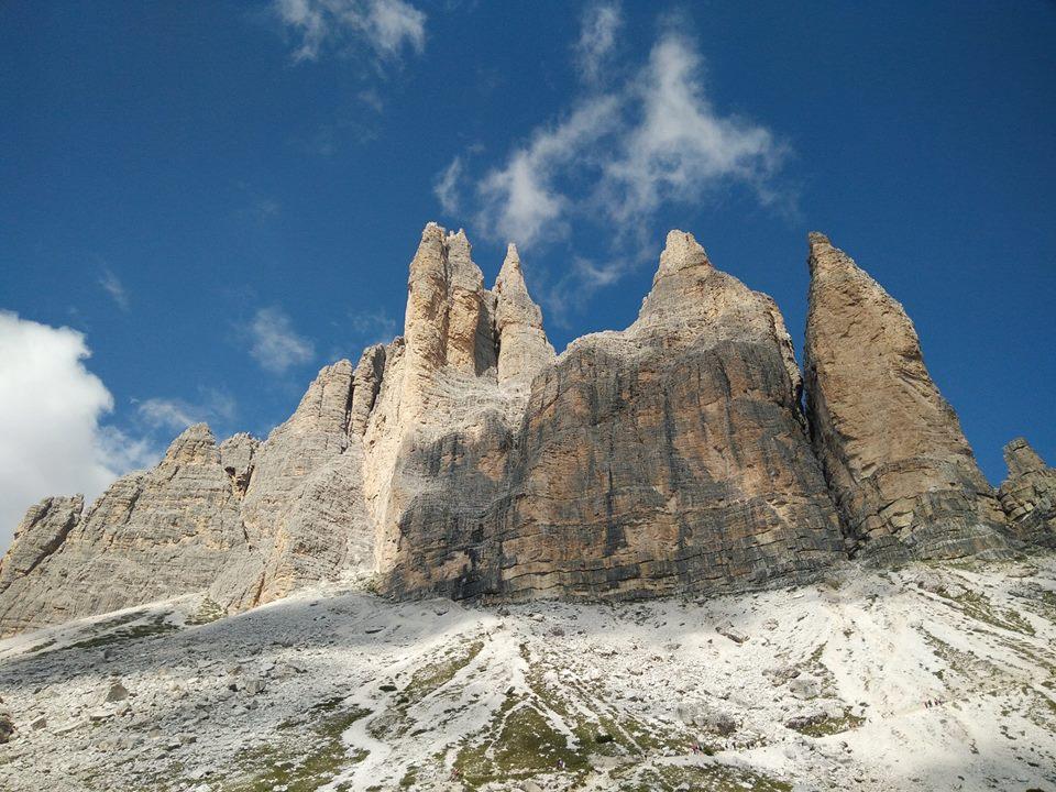 Dolomiti - Le tre cime 2