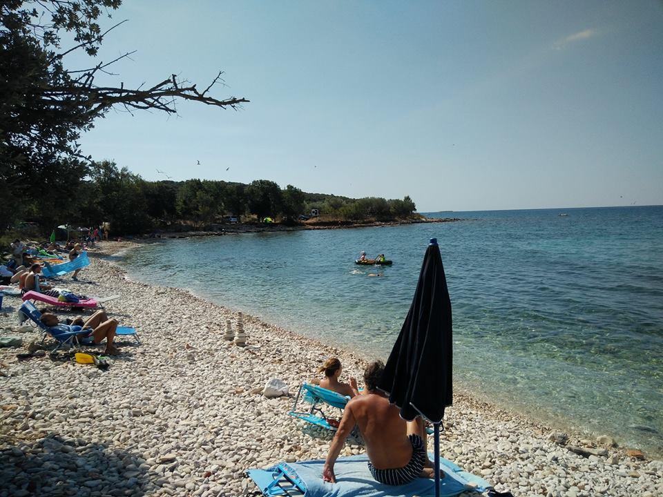 Campeggio Polaris - spiaggia