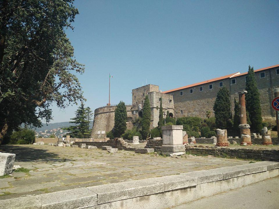 Trieste - Castello di San Giusto