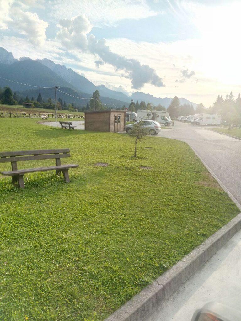 Area Camper Fusine