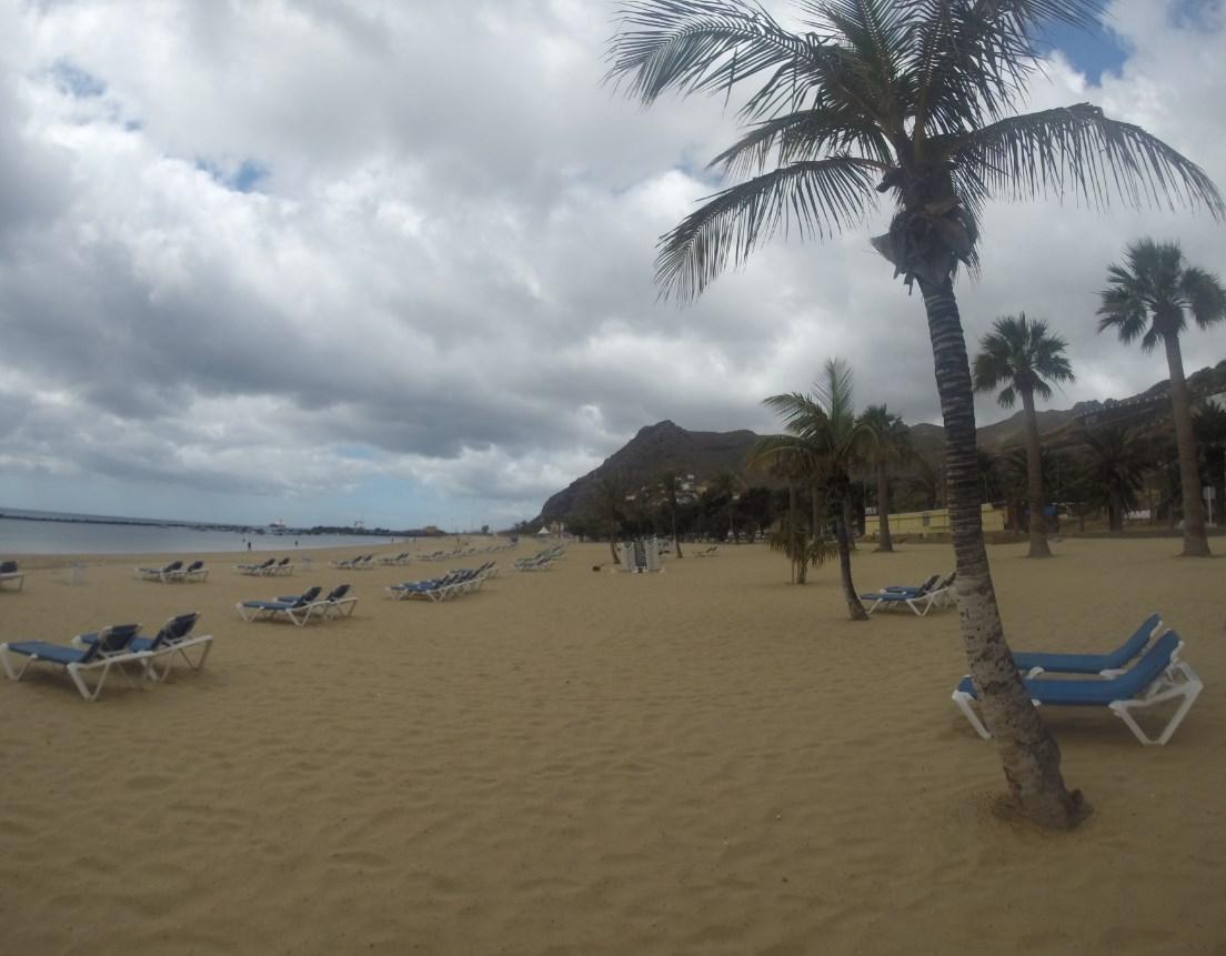 Playa de Teresitas
