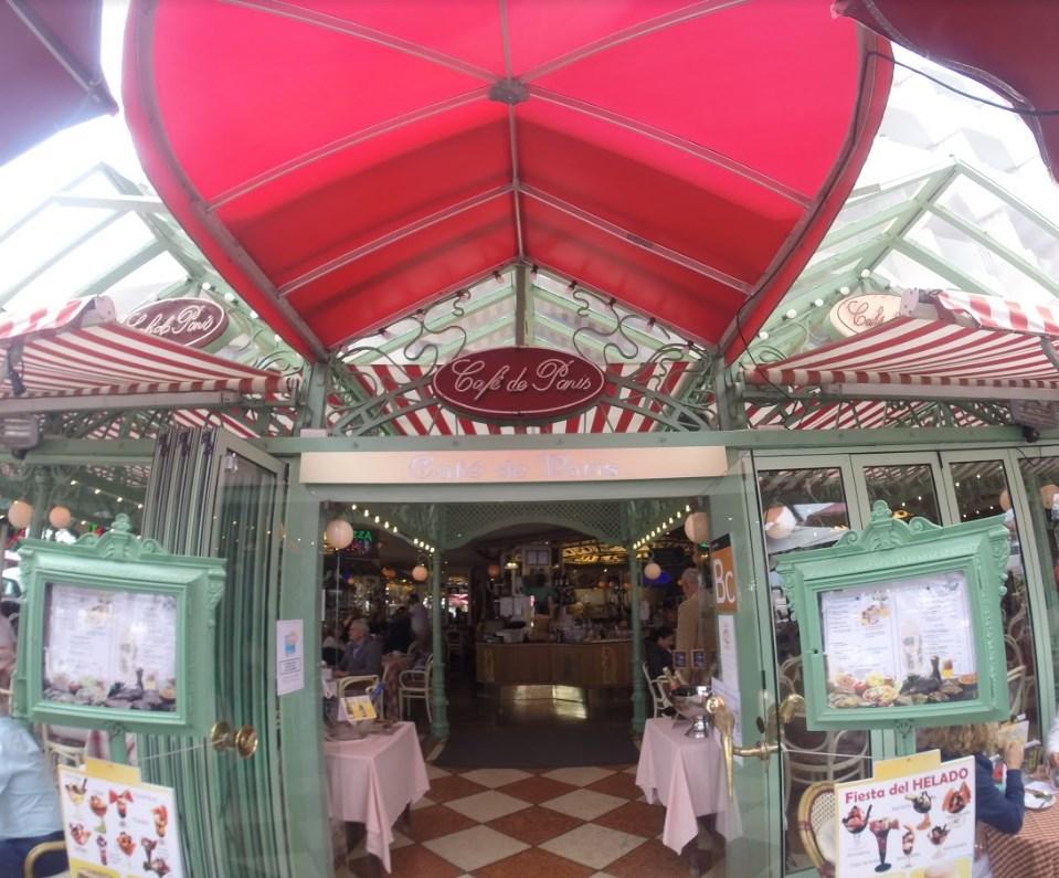 Café de Paris - Puerto de la Cruz